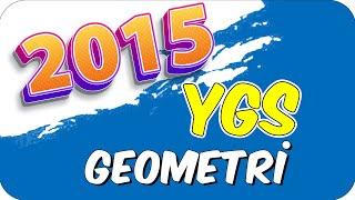 2015 YGS GEOMETRİ