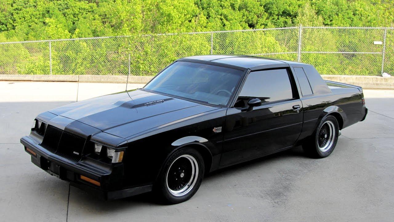1987 Buick Grand National Turbo