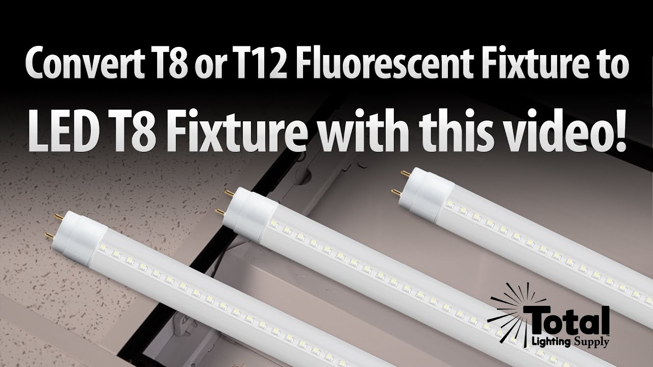 How Do You Change Fluorescent Light Bulb