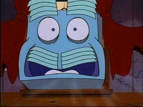 The Brave Little Toaster AC an heros Kirby doesnt give