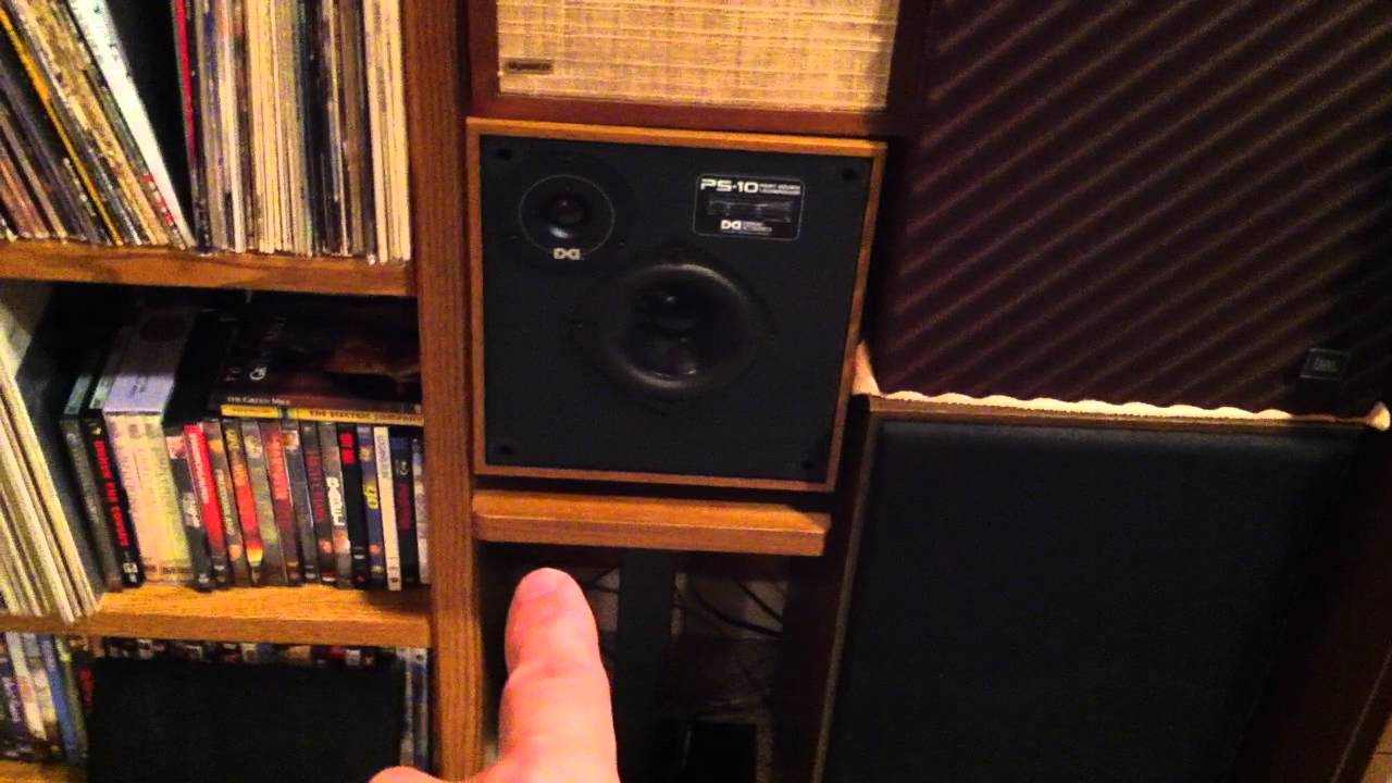 Design Acoustics Ps10 Speakers Review And Demo  Youtube