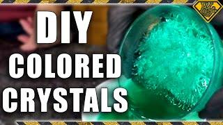 Making Rocks from Liquid