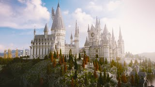 Harry Potter in Minecraft - Hogwarts - The Floo Network (+ )