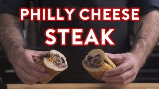 Binging with Babish - How to make a real Philly Cheesesteak from ″Creed″