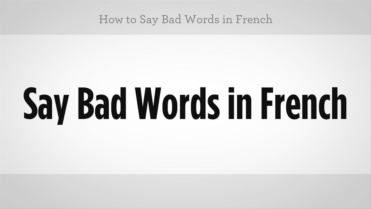 How Say Bad Spanish