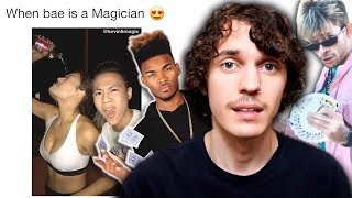 Instagram Magicians