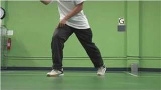 Badminton : Basic Footwork for Badminton Beginners