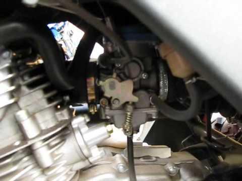 50cc Engine Vacuum Lines Diagram Baja Carb Problem Solved Youtube