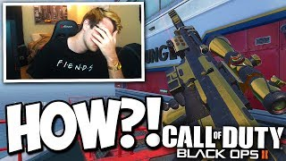 THIS TRICKSHOT WALLBANG HATES ME! (THIS IS THE 3RD TIME THIS HAS HAPPENED...) - BO2 Trickshotting