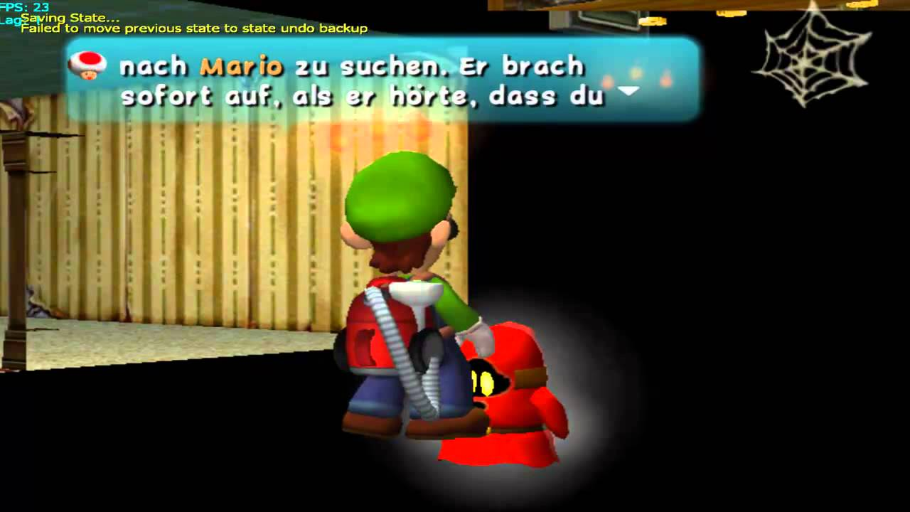 Luigis Mansion Shy Guy