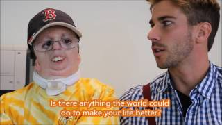 Jeff's Dream (Living with Nager Syndrome)