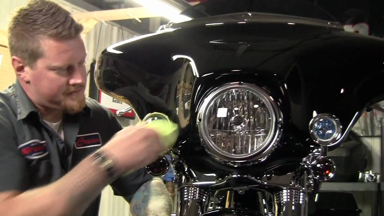 Led Dc 12v Wiring Kuryakyn Garage Street Glide Driving Light Install Youtube