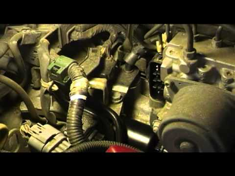 Pt Cruiser Wiring Diagram 2002 Honda Odyssey Atf And Filter Replacement Youtube