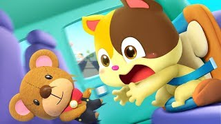 I don't Like Child Safety Seat | Play Safe | Nursery Rhymes | Kids Song | Kids Cartoon | BabyBus