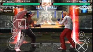 Tekken 6 ppsspp optimal settings no lag Free Download Video MP4 3GP