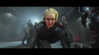 Wolfenstein 2 The New Colossus Gameplay from E3 2017 - Cinematics and Gameplay from Wolfenstein 2