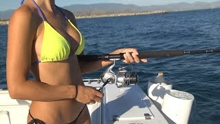Fishing with Domin8 braid