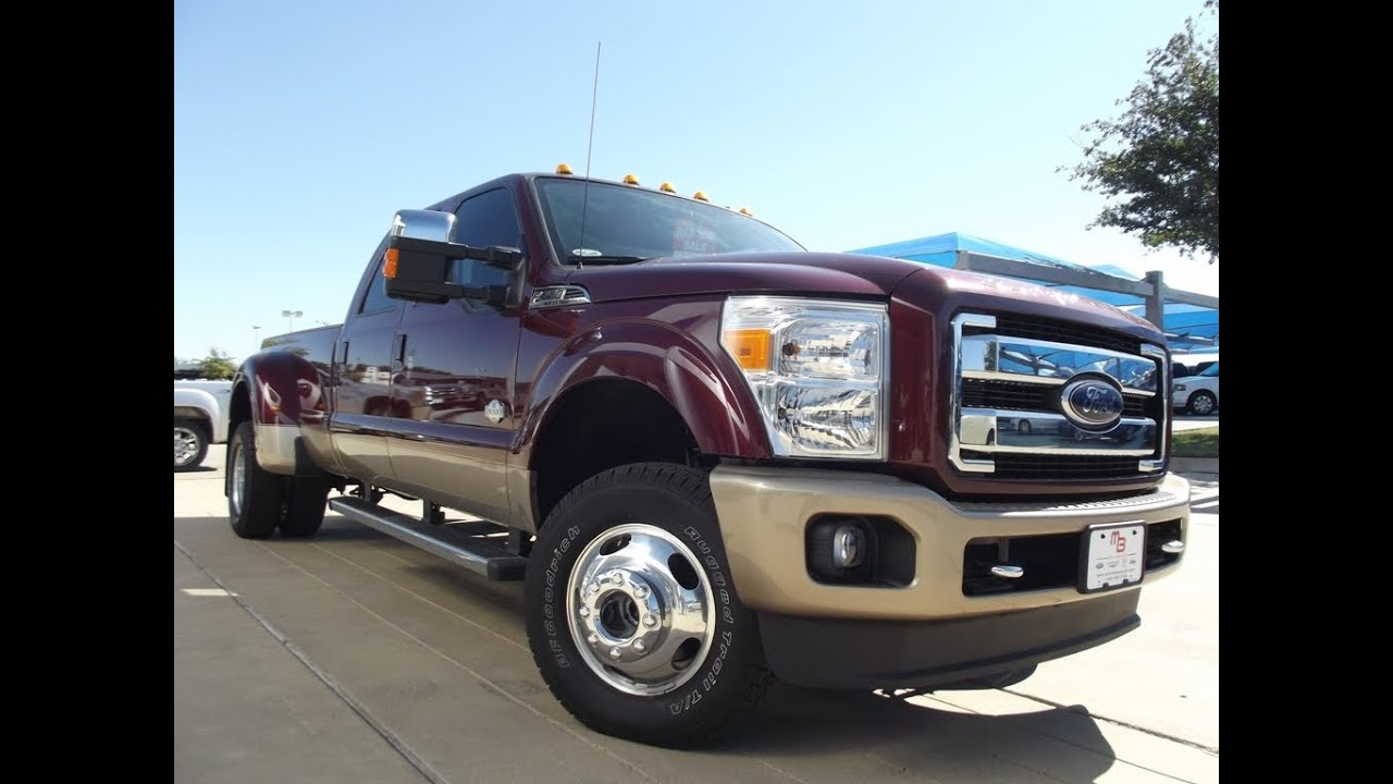 Ford F550 Beast Ranch King