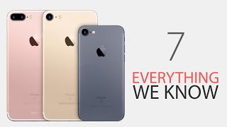 iPhone 7 - Everything We Know (FINAL)
