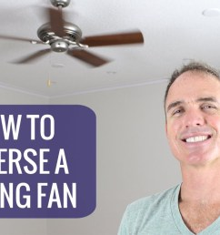 how to change ceiling fan direction rotation switch remote or blade pitch delmarfans com [ 1280 x 717 Pixel ]