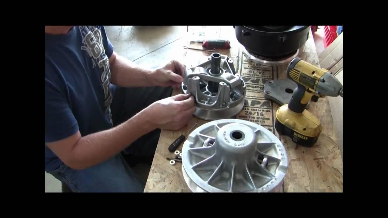 Polaris Drive Clutch Puller