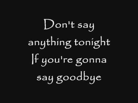 Never Say Sorry Again Wallpapers Quotes Say Goodbye Skillet Vagalume