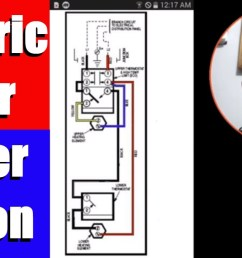 hot water heater wiring from fuse box [ 1280 x 720 Pixel ]