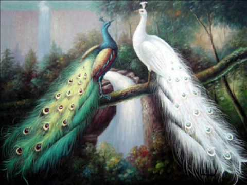 Jungle Animal Wallpaper Animal Wildlife Oil Paintings Beyonddream Art Youtube