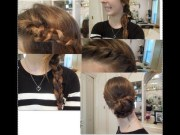 5 quick & easy hairstyles school