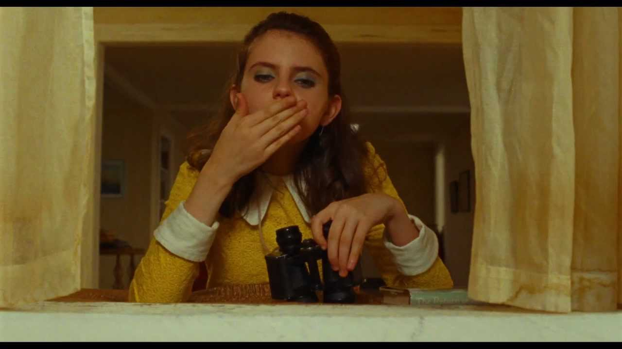 Wallpaper Girl Boy Love Hd Moonrise Kingdom Official Trailer Hd Youtube