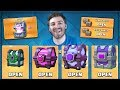 OPENING ALL FREE CHESTS & NEW OFFERS! | Clash Royale | SUPER MAGICAL & EPIC CHEST OPENINGS!