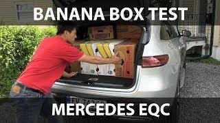 Mercedes EQC banana box test plus some extras