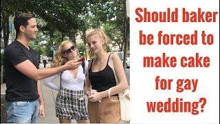 Students blast Supreme Court ruling on gay wedding cake