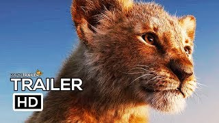 THE LION KING Official Trailer #2 (2019) Disney, Live-Action Movie HD