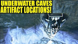 NEW UNDERWATER CAVE LOC AND ARTIFACT! (HOW NOT TO BE A NOOB
