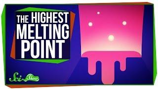 The Hunt for the Highest Melting Point