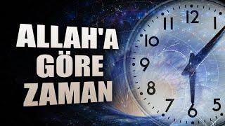 Allah'a göre Zaman Nasıl Geçiyor? / İzafiyet Teorisi / Caner Taslaman Mehmet Okuyan