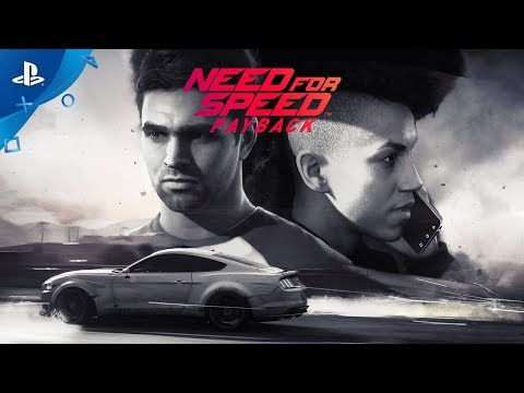 Need For Speed Payback Game Ps4 Playstation