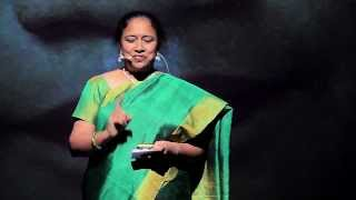 Learn to let go and keep on: Lakshmi Pratury at TEDxTaipei 2013