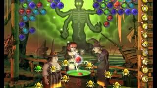 Bubble Witch Saga Level 170 + ENDING