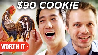 $1 Cookie Vs. $90 Cookie