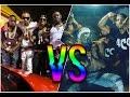 Memphis Rappers Vs. Chiraq Rappers Part 1