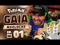 POKEMON GAIA NUZLOCKE LIVE! #1