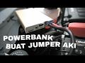 Jumper Aki Mobil Pake Powerbank! + Giveaway