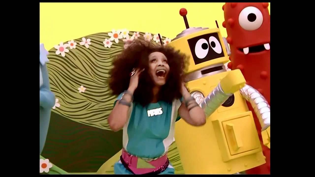 Yo Gabba Gabba I Love Bugs