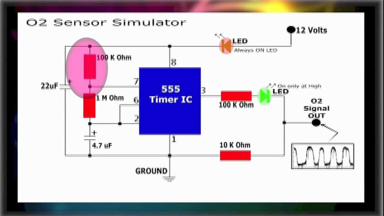 2003 Jeep Liberty Wiring Harness O2 Sensor Simulator Youtube