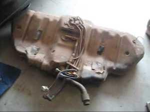 2002 Pontiac Grand Am Fuel Pump 0001  YouTube