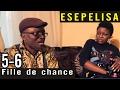 Fille de Chance 5-6 - Nouveau Theatre Congolais Esepelisa 2017 - Groupe Cinarc - Caleb