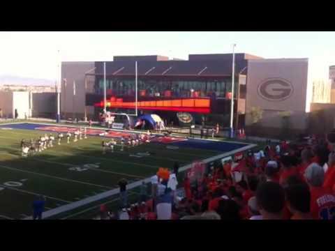 Bishop Gorman Football Entrance  YouTube
