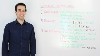 Getting Started With LinkedIn Advertising
